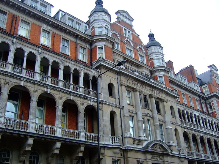 Image result for St. Mary's Hospital London