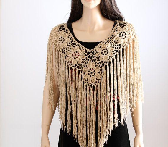 Hey, I found this really awesome Etsy listing at https://www.etsy.com/listing/238346211/crochet-poncho-pattern-fringe-poncho-pdf