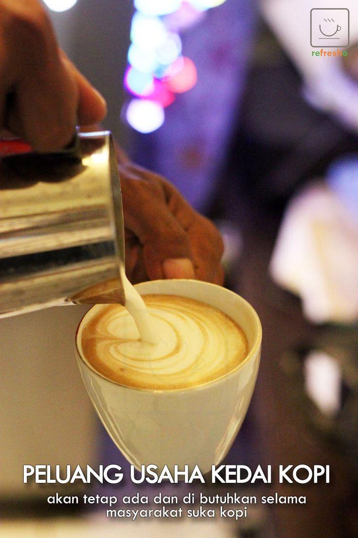 Peluang Usaha Kedai Kopi Atau Cafe Dan Coffee Shop By Refresho
