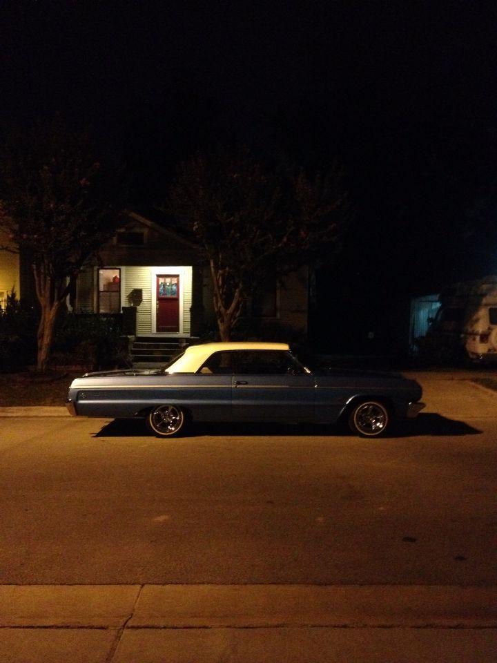 Houston, 64 midnightrunner