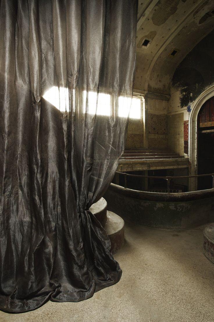 Christian Fischbacher Drapery Interior Home Fabrics - Macbeth