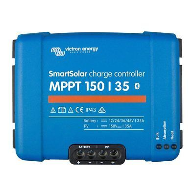 Victron SmartSolar MPPT 150/35 Solar Charge Controller 150V 35A with Bluetooth