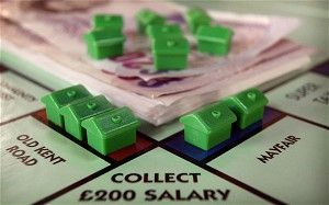 'Buy-to-let investors will need 50pc deposit - or no mortgage' - Telegraph