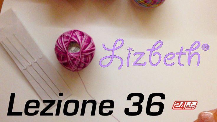 Chiacchierino Ad Ago - 36˚ Lezione Lizbeth Handy Hands Thread Holder Tut...