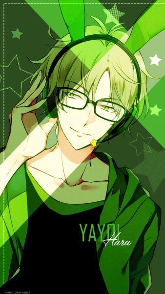 Yayoi Haru (Six Gravity) | Tsukiuta