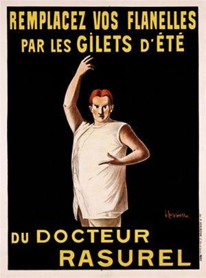Title: Docteur Rasurel    Artist: Cappiello    Circa: 1906    Origin: France