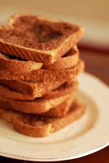 Cinnamon Toast - The RIGHT Way | Recipe | The morning, My ...