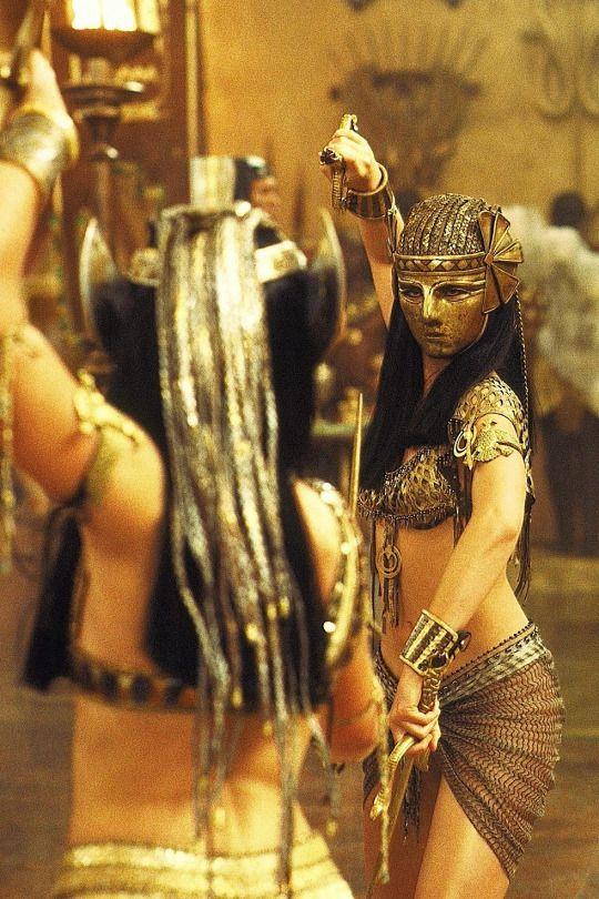 the mummy returns anck su namun the mummy pinterest