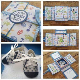 @0rcid : A welcome to the world #boxcard with #babyshoes inside. #scrapbooking #scrapbookingcard #lådkort #babyskor #scrapbookingkort #creative #kreativ #craft #creadiem #cardmaking #kortmakeri #korttillverkning #0rcid #skaparlust #scrapping #handmade #handgjort #reprint #paperaccents #distress #timholtz #hantverk #fancypantsdesigns #inkido #embossing #cuttlebebug #winkofstella #promarkers