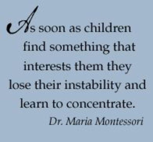 Maria Montessori Quotes: Maria Montessori Quotes About Teachers. QuotesGram
