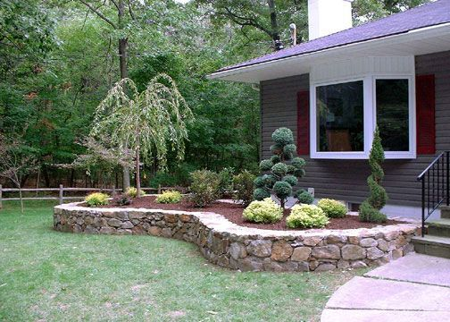 Front Yard Landscaping Ideas Iowa : Yard on front yards garden ideas and modern