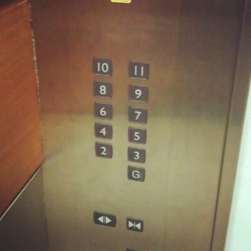 #Elevate mode! (Taken with instagram): Elevator Mode