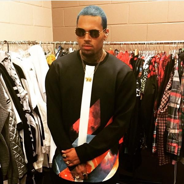 Latest Chris Brown Updates : Photo