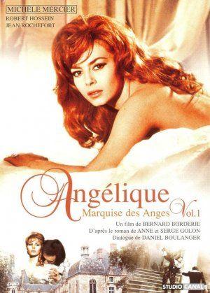 Angelique Marquise des Anges.. Ik heb de boeken gelezen uit mijn moeders boekenkast en later ook de films gezien!!! Ik vond het zo super romantisch toen......
