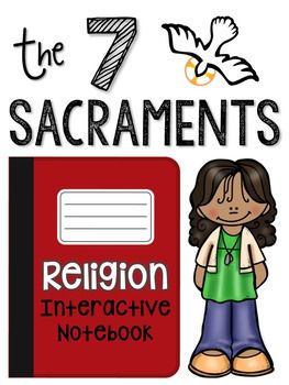 Looking for an engaging resource to help teach your students about the Sacraments?Religion Interactive Notebook: The 7 Sacraments contains resources that can be used during a study of all the Sacraments, as an introduction or a review during Sacramental preparation, or for teaching about individual Sacraments throughout the school year.