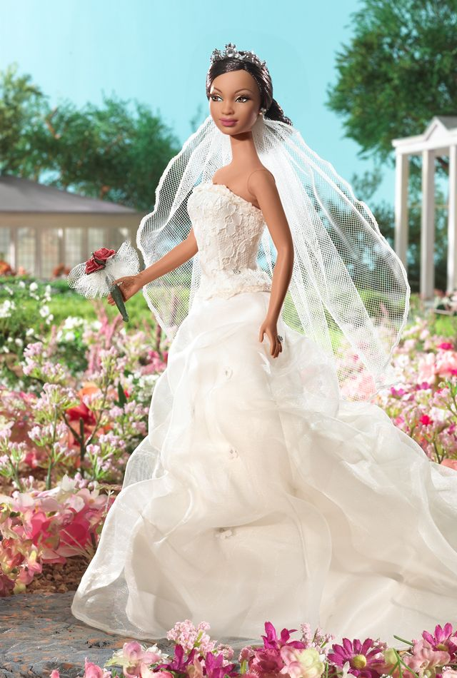 Romance™ Barbie® Doll | Barbie Collector <>makes me want a REAL wedding