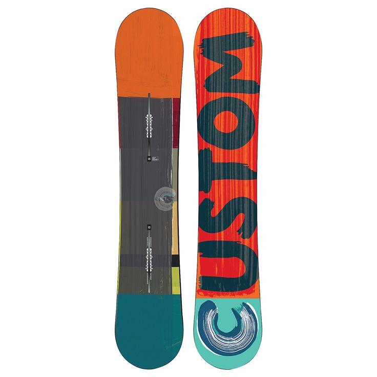 Burton Custom Snowboard 2015 - £499.95