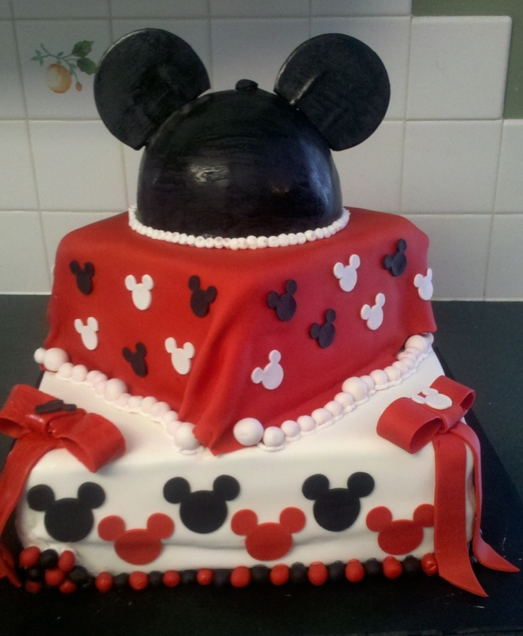 Mickey Mouse Baby Shower Cake Images : mickey mouse baby shower cake Baby shower ideas ...