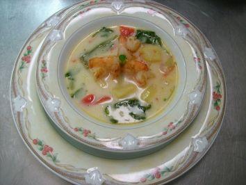 Kreolische Suppe