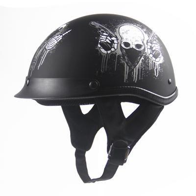 how to make a skull helmet