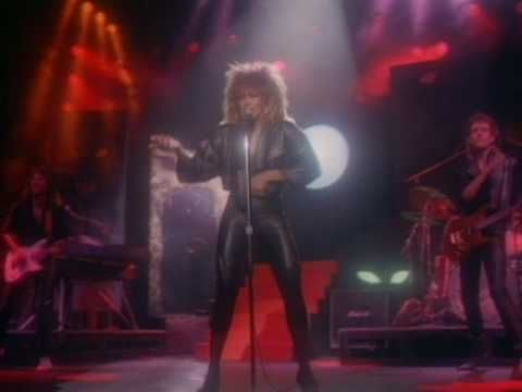 Tina Turner - Better Be Good To Me (1984)