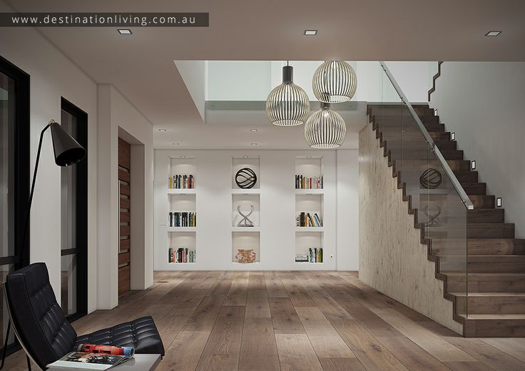 Destination Living - Modern Stairs
