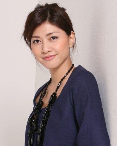 内田有紀 Uchida Yuki
