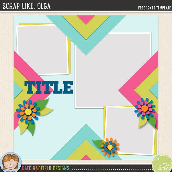689 best images about free templates digital scrapbooking on