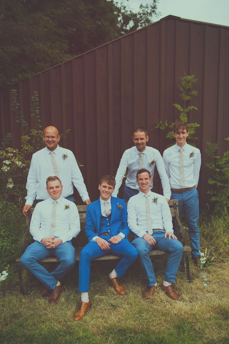 groom-and-ushers-vicky-and-james-festival-wedding
