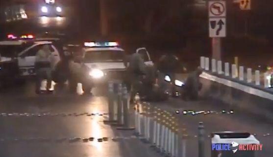 police brutality in las vegas