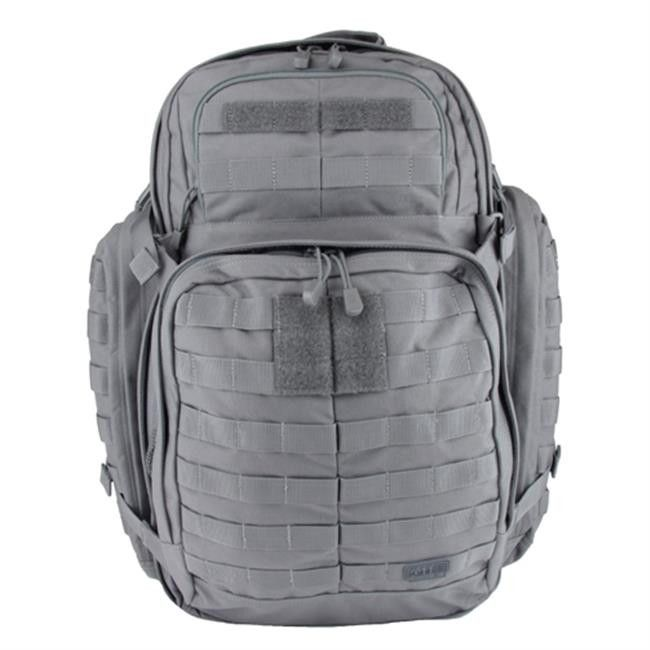 "5.11 Tactical RUSH 72 Backpack, Storm 23""x13.5""x8.5"""