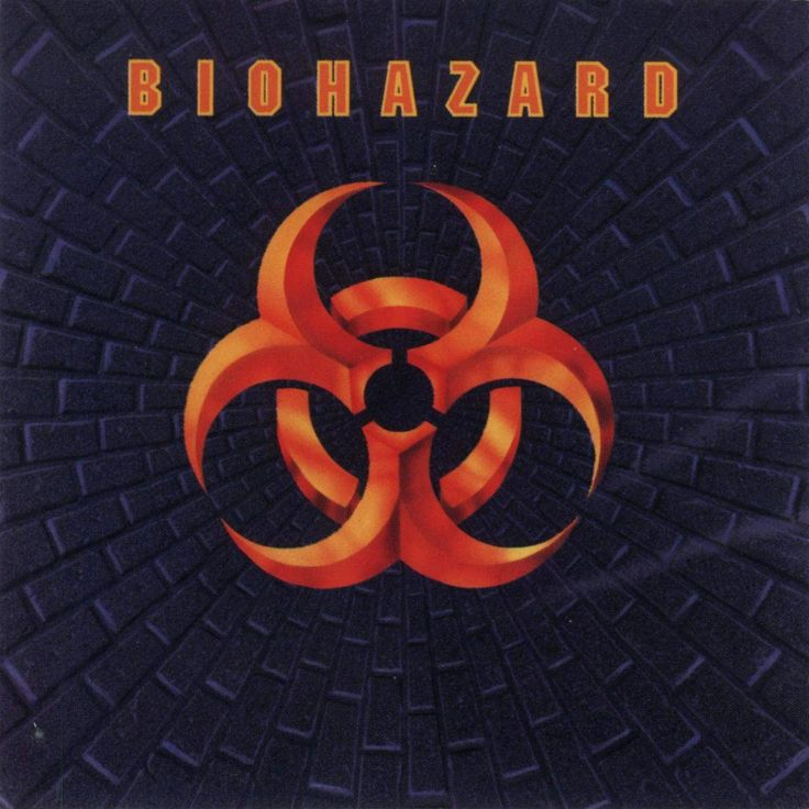 Biohazard - Biohazard - Ed Repka - 30.06.1990