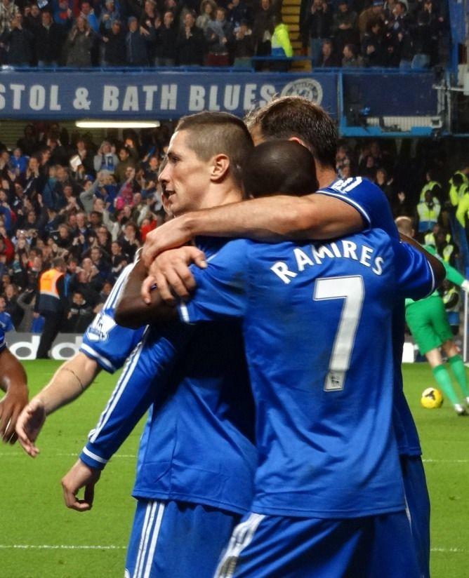Chelsea 2 1 Manchester City Premier League Sunday October 27 2013