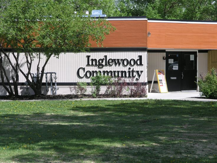 Inglewood Community Hall & Skating Rinks
