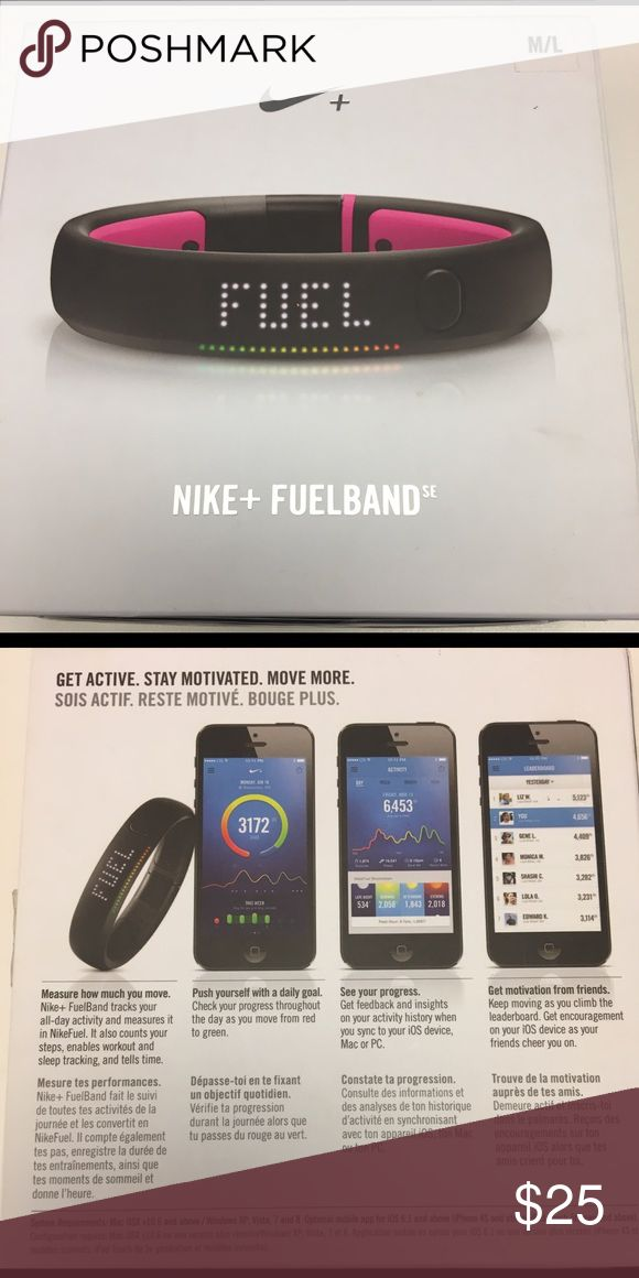 Nike fuel band Never used.  Box not even opened Nike Other