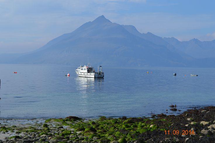 La bella isla de Skye
