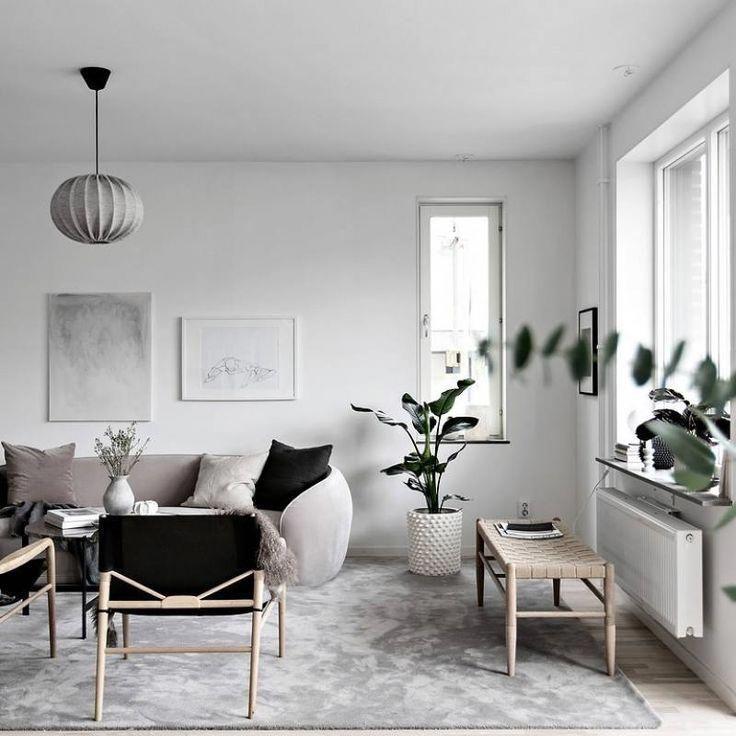51 Contemporary Living Room Ideas Modern Grey Neutral Apartment Living Room Contem Modern Living Room Interior Living Room Decor Neutral Living Room Modern Minimalist living room accessories concept