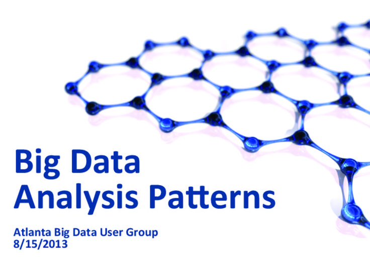 The 25 best data analysis tools ideas on pinterest data science big data analysis patterns with hadoop mahout and solr great collection of slides that fandeluxe Choice Image