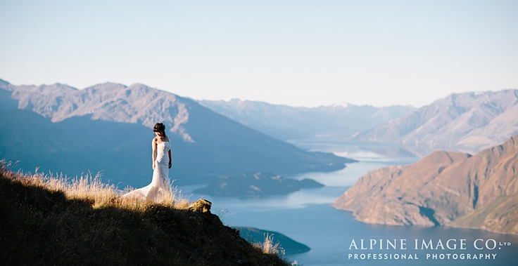 Wanaka Destination Wedding   Mt Roy, Wanaka   Photography by Alpine Image Co.