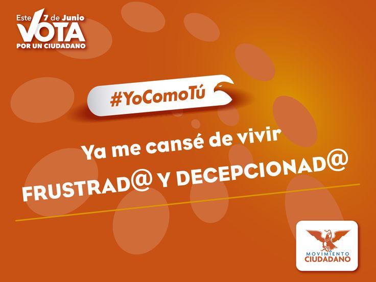Movimiento Ciudadano #justicia #movimientociudadano #gobierno #df #mexico #propuestas #votar #benitojuarez #delegado #diputado #transparencia