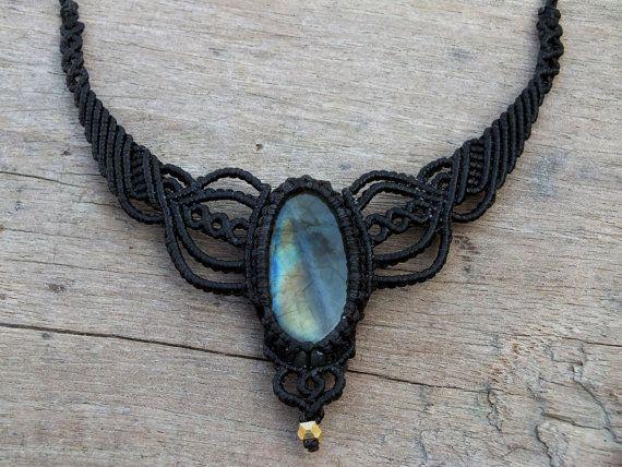 Women Gifts, For girlfriend, Labradorite black necklace For women, Girlfriend gift, For Hem, Christmas Gift For wife Gift for woman Her Gift