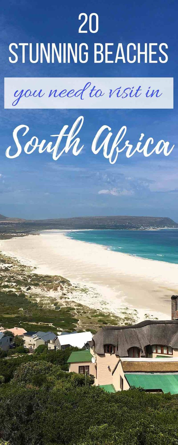 20 Stunning beaches you need to visit in South Africa