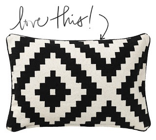 Ikea's LAPPLJUNG RUTA cushion cover- need this pillow in my life. frustrated that it cannot be ordered. boo