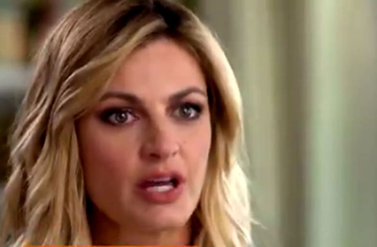 Erin Andrews tears up as she recalls the 'hardest part' of stalker case