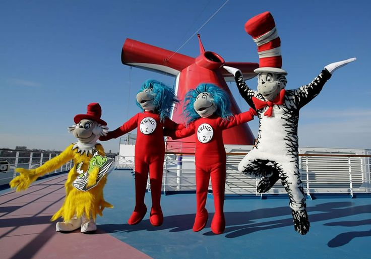 """""""Seuss at Sea"""" Sets Sail on Carnival Cruise Lines 