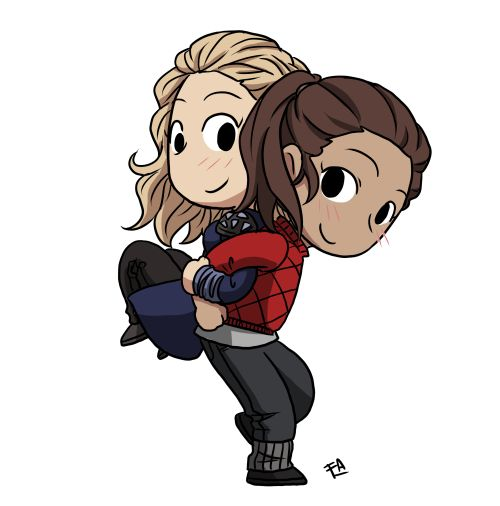 I need more bonding scenes with these two! #the100 #ClarkeGriffin #RavenReyes
