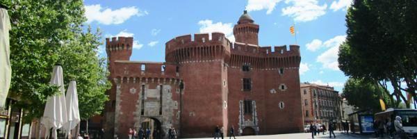 Perpignan Hotels & Accommodation, Languedoc-Roussillon