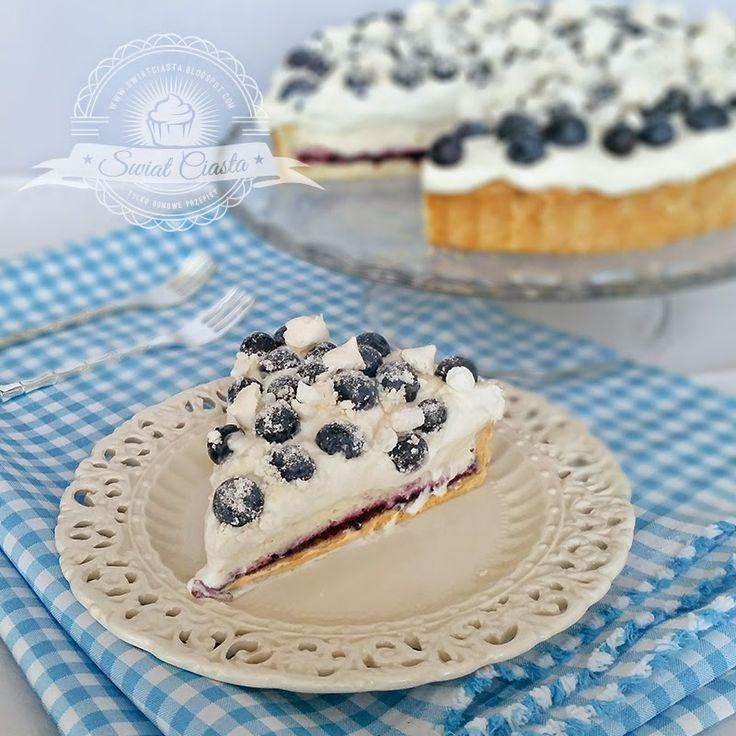 Tarta Niebo   Świat Ciasta