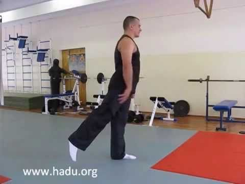 Гимнастика Хаду.Хаду —  это комплекс упражнений для спины, суставов и мы...