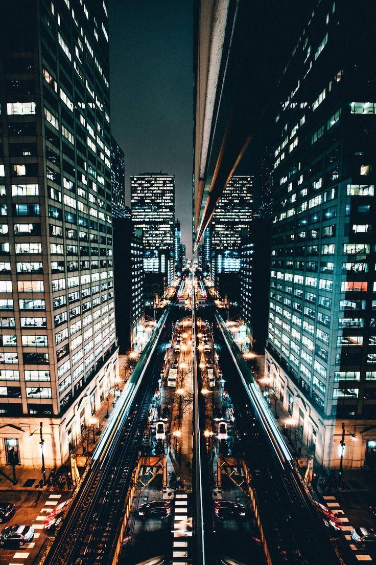 best FutureCity images on Pinterest Environment Cyberpunk city